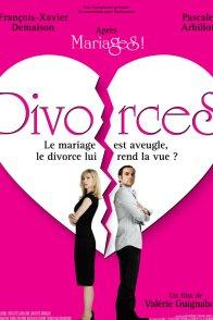 Affiche du film : Divorces