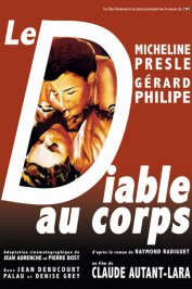 background picture for movie Le Diable au corps