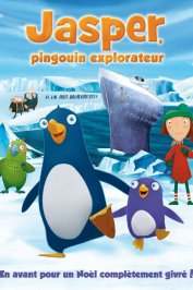 background picture for movie Jasper, pingouin explorateur
