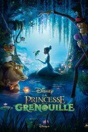 background picture for movie La Princesse et la Grenouille