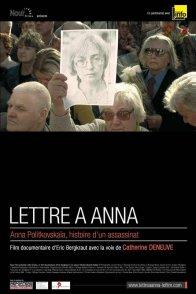 Affiche du film : Lettre à Anna