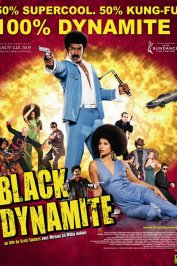 background picture for movie Black Dynamite