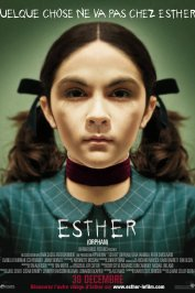 background picture for movie Esther