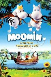 background picture for movie Moomin et la folle aventure de l'été