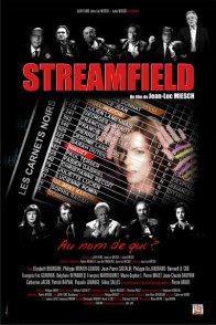 Affiche du film : Streamfield - Les carnets noirs