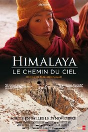 background picture for movie Himalaya, le chemin du ciel