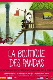 background picture for movie La Boutique des pandas