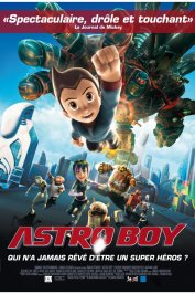 background picture for movie Astro Boy