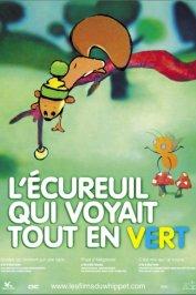 background picture for movie L'écureuil qui voyait tout en vert