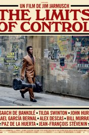 background picture for movie The limits of control