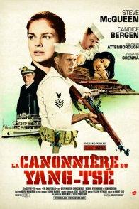 Affiche du film : La canonnière du Yang-Tse