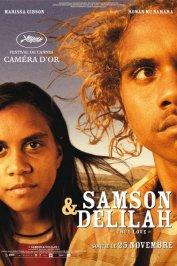 background picture for movie Samson et Delilah