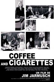 background picture for movie Coffee and cigarettes