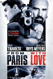 background picture for movie From Paris with love