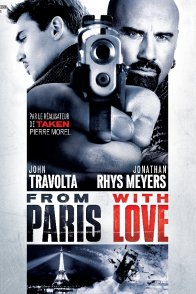 Affiche du film : From Paris with love