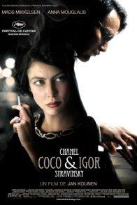 Affiche du film : Coco Chanel & Igor Stravinsky