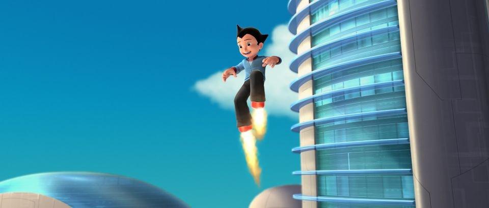 Photo du film : Astro Boy