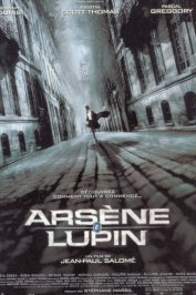 background picture for movie Arsène Lupin
