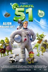 Affiche du film : Planète 51