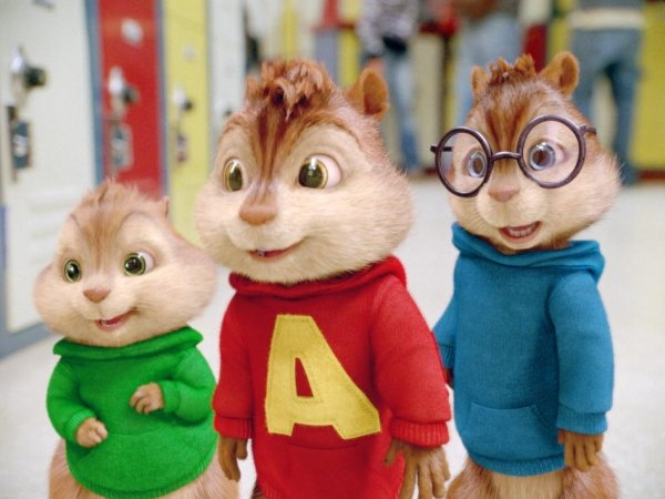 Photo du film : Alvin et les Chipmunks 2