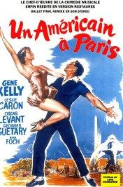 Affiche du film : Un Américain à Paris