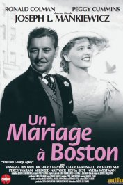 background picture for movie Mariage à Boston