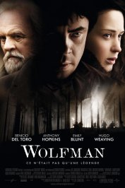 background picture for movie Wolfman