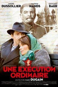 Affiche du film : Une exécution ordinaire