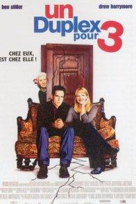 Affiche du film : Un duplex pour trois