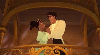 Affiche du film : La Princesse et la Grenouille