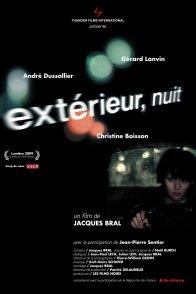 Affiche du film : Extérieur, nuit
