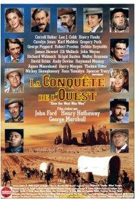 Affiche du film : La Conquête de l'Ouest