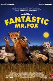 Affiche du film : Fantastic Mr. Fox