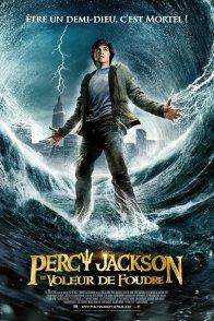 Affiche du film : Percy Jackson, le voleur de foudre