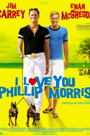 background picture for movie I love you Phillip Morris