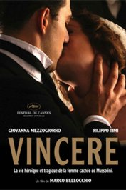 background picture for movie Vincere