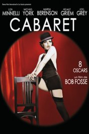 background picture for movie Cabaret