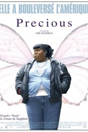 background picture for movie Precious