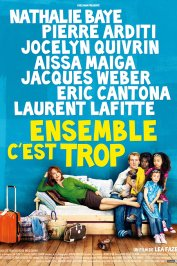 background picture for movie Ensemble c'est trop