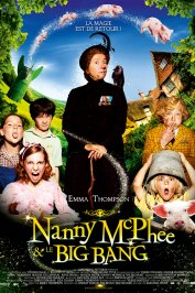 background picture for movie Nanny McPhee et le big bang