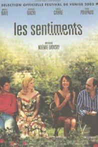 Affiche du film : Les Sentiments