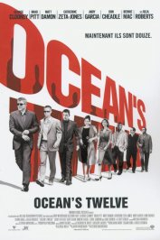 background picture for movie Ocean's Twelve
