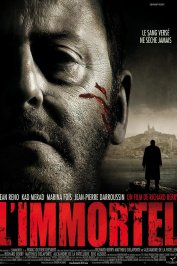 background picture for movie L'Immortel