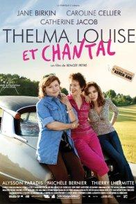 Affiche du film : Thelma, Louise et Chantal