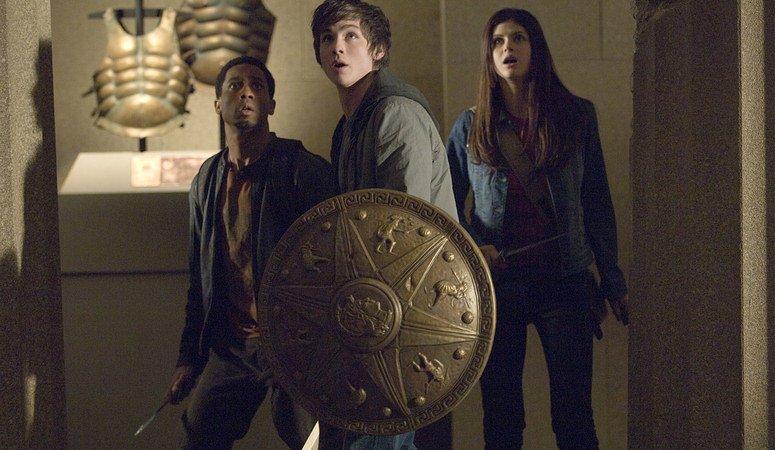 Photo du film : Percy Jackson, le voleur de foudre