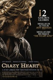 Affiche du film Crazy heart