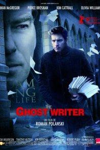 Affiche du film : The Ghost Writer