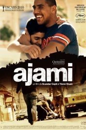 background picture for movie Ajami