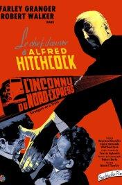 Affiche du film : L'inconnu du Nord-Express