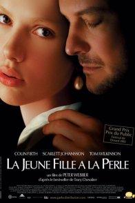 Affiche du film : La jeune fille à la perle